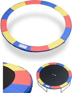 Trampoline   Feet Safety Spring Cover Round Frame Pad Exacme