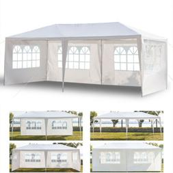 10'x20' Party Tent Outdoor Gazebo Canopy Wedding 4 Removable