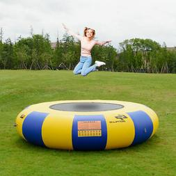 10ft Inflatable Water Bounce Platform Jump Floated Water Tra