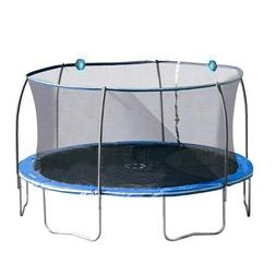 Bounce Pro 14-Foot Trampoline with Electronic Shooter Laser