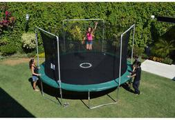 Bounce Pro 15-Foot Trampoline, with Electron Shooter Game, G