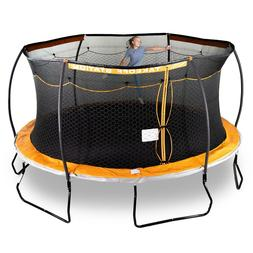 15 Ft  Steelflex Trampoline with Electron Shooter Double Mes