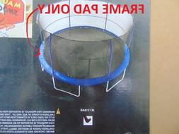 15 FT Trampoline Replacement Safety Pad Frame Spring Round C