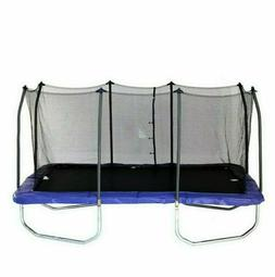 Skywalker Trampolines 15  Rectangle Trampoline and enclosure