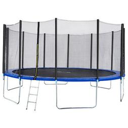 16 FT Recreational Trampoline Combo Bounce Jump Bed with Saf