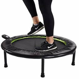 Stamina 1635 36-Inch Folding Trampoline | Quiet and Safe Bou