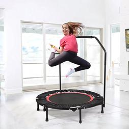 Ferty News 2018 Mini Pro Quarte Foldable Trampoline, Adjusta