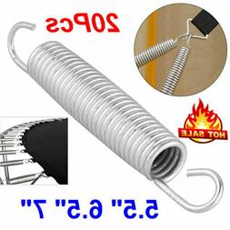 20pcs Steel Trampoline Spring Replacement Part Accessory Hea