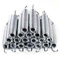 "AW 20pcs 7"" Inch Galvanized Steel Trampoline Springs Galvani"