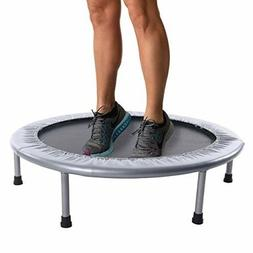 36-Inch Folding Trampoline Exercise Round Bounce Fitness Ind