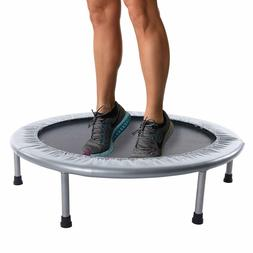 Stamina 36-Inch Folding Trampoline | Quiet and Safe Bounce
