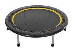 36 Inch Gym Trampoline Folding Circuit Kid Adult Trainer Wor