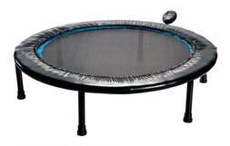 36-Inch Trampoline Circuit Trainer with monitor