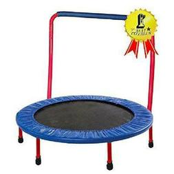 Gymenist 36-Inch Trampoline For Kids Age 3 up, with Folding