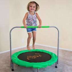 """36"""" Kids Trampoline Portable Bouncer Child Activity Jumping"""