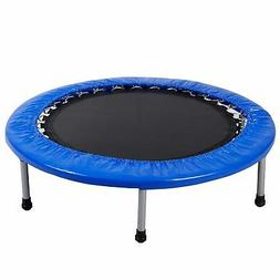 Giantex 38'' Mini Band Trampoline Safe Elastic Exercise Work
