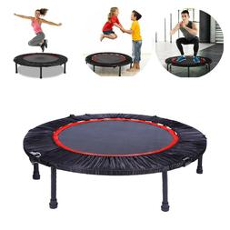 "40"" Fitness Trampoline Kids Fun Jumping Gym Exercise Workout"