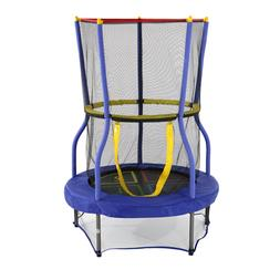 Skywalker Trampolines 40-Inch Bounce-N-Learn Trampoline with