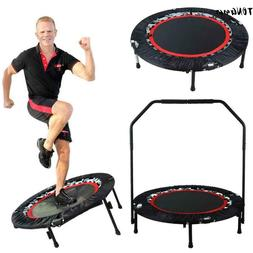 "40"" Mini Trampoline Rebounder Gym Fitness Jump Exercise Trai"