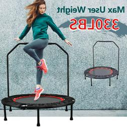 "40"" Rebounder Trampoline Exercise Fitness Gym Cardio Trainer"