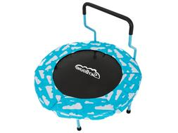 Toddler Mini Trampoline with Handle  SkyBound Mini4 - Blue
