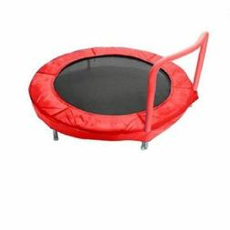 "Bazoongi 48"" Trampoline Bouncer in Red Exclusive Limited Edi"
