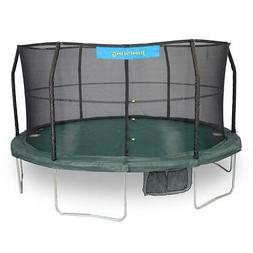 JumpKing 6 Legs Trampoline and Enclosure, 15'