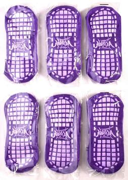6 pairs trampoline park socks children s