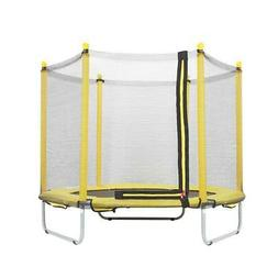 Kids Indoor Trampoline Mini Bouncer Enclosure Safety Childre