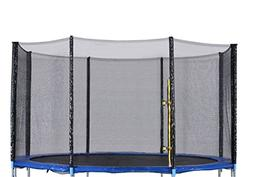 Exacme 6182-ENS14 Replacement 12'-15' Trampoline Netting Saf