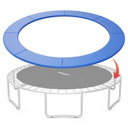 8FT Trampoline Replacement Safety Pad Bounce Frame Waterproo