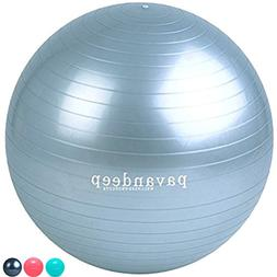 Exercise Stability Ball By Pavandeep 2000lbs Anti Burst Bala