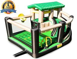 Island Hopper Fort All Sport Recreational Kids Bounce House