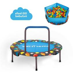 smarTrike Activity Center 3 in 1 Baby kid Trampoline Folding
