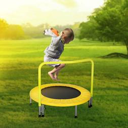 Baby Toddler Kids Trampoline Outdoor Indoor Fitness Bouncer