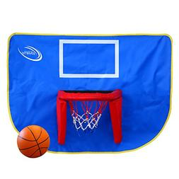 Skywalker Trampolines Basketball Hoop and Ball Trampoline Ac