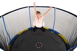 Jumpking 14' Trampoline Combo for Kids and Adults with Safet