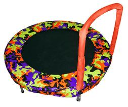 JumpKing Bouncer Trampoline