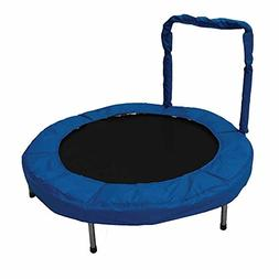 JumpKing 48-Inch Bouncer Trampoline with Safety Pad and Bala