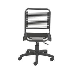 Bungie Graphite Black Low Back Office Chair