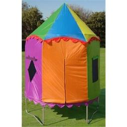 Bazoongi Circus Trampoline Tent for 7.5-Feet Jump Pod