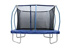 Bounce Master Enclosure 12x8' Rectagular Trampoline