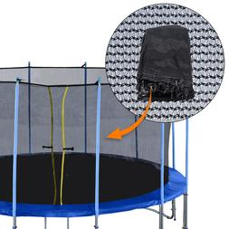 enclosure safety net without poles for 10