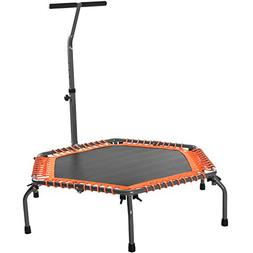 Merax Exercise Fitness Trampoline Home Workout Cardio Traini