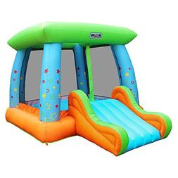 New Kids My First Jump N Play Inflatable Bounce House with B