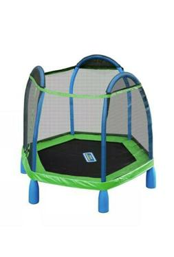 Sportspower My First Trampoline, 84 Inch Heavy Duty Outdoor