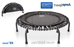 JumpSport 550F PRO | Folding Fitness Trampoline | Easy Trans