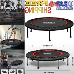Foldable Adults Kids Trampoline 48 In Exercise Indoor Outdoo