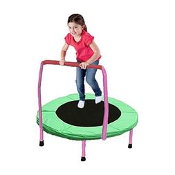 Dazzling Toys Mini Exercise Trampoline for Adults and Kids -