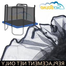 SkyBound 13 ft. Trampoline Net attaches with Straps - Fits S